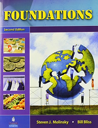 9780131352636: Foundations Student Book and Activity Workbook with Audio CD, Value Pack