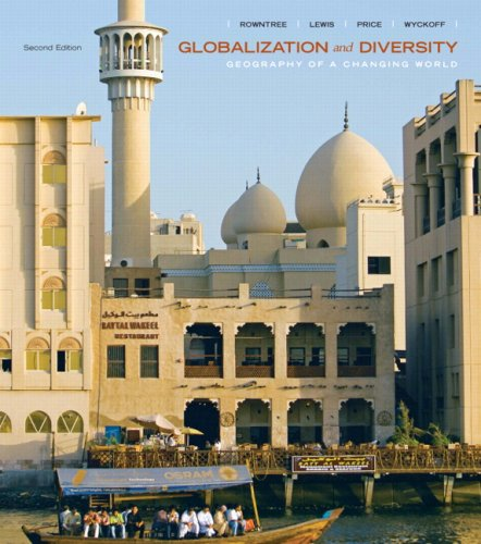 9780131353268: Globalization and Diversity: Geography of a Changing World Value Package (includes Mapping Workbook) (2nd Edition)