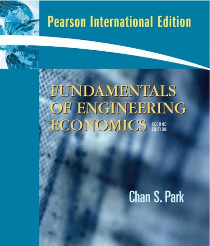9780131354579: Fundamentals of Engineering Economics: International Version