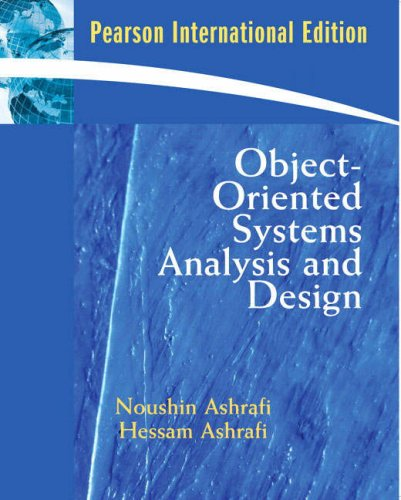9780131354791: Object Oriented Systems Analysis and Design