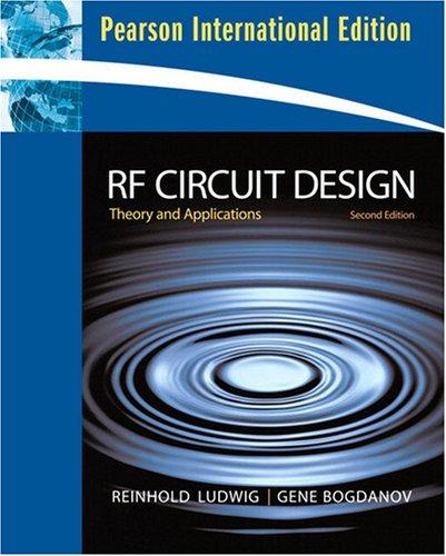 9780131355057: RF Circuit Design