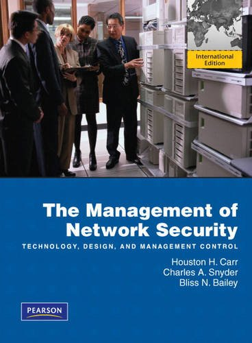 9780131355064: Management of Network Security