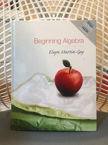 9780131355156: Beginning Algebra