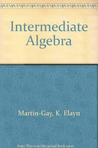 9780131355163: Intermediate Algebra