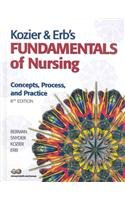 9780131355552: Fundamentals of Nursing: Concepts, Process, and Practice