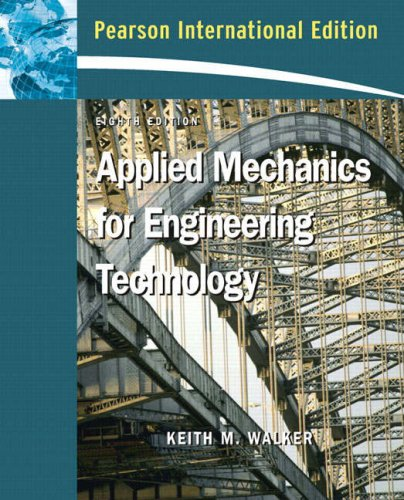 9780131355705: Applied Mechanics for Engineering Technology: International Edition