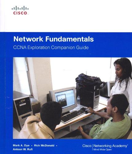 Title: NETWORK FUNDAMENTALS,CCNA EXPL: Antoon W. Rufi Mark A. Dye