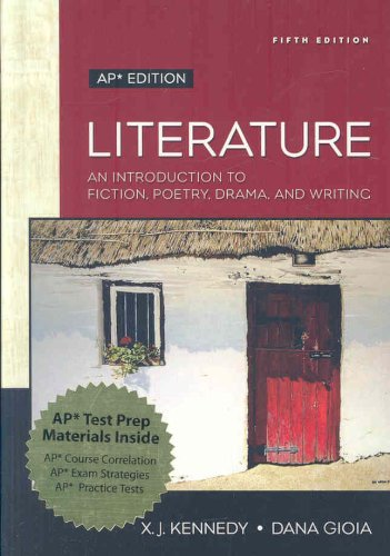 9780131357808: Literature: An Introduction to Fiction, Poetry, Drama, and Writing: AP Edition