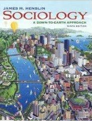 9780131359246: SOCIOLOGY A DOWN TO EARTH APPROACH (SOCIOLOGY A DOWN TO EARTH APPROACH)