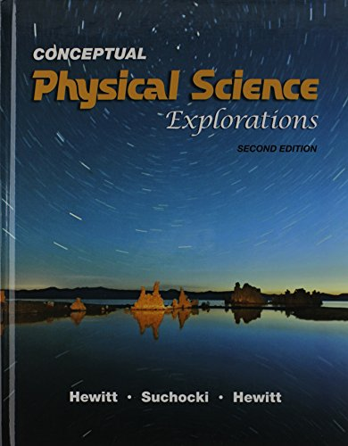 9780131359338: Conceptual Physical Science Explorations