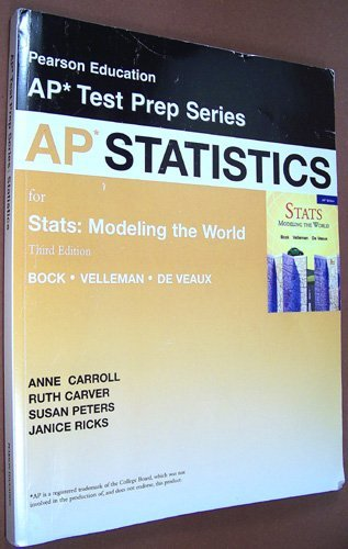 9780131359642: AP Test Prep Series for AP Statistics for Stats: Modeling the World - 3rd Edition
