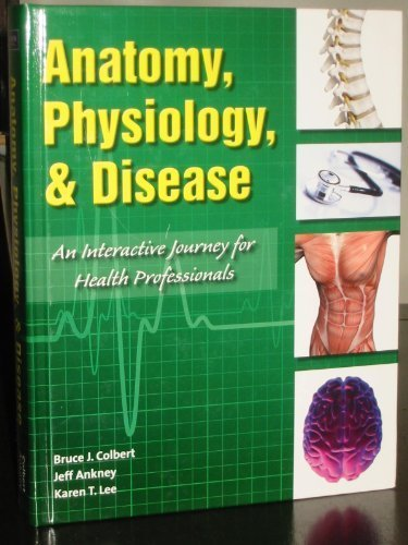"9780131359666: ""Anatomy, Physiology & Disease w/2 CDs"""