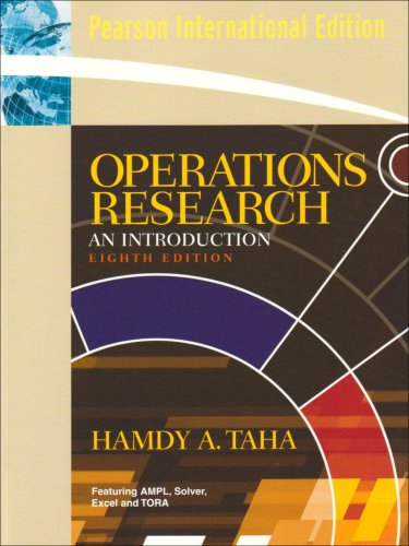 9780131360143: Operations Research: An Introduction