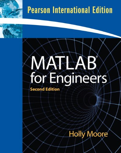 9780131362178: MATLAB for Engineers: International Version