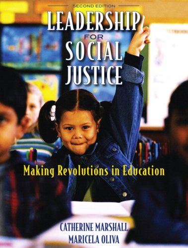 9780131362666: Leadership for Social Justice: Making Revolutions in Education (2nd Edition)