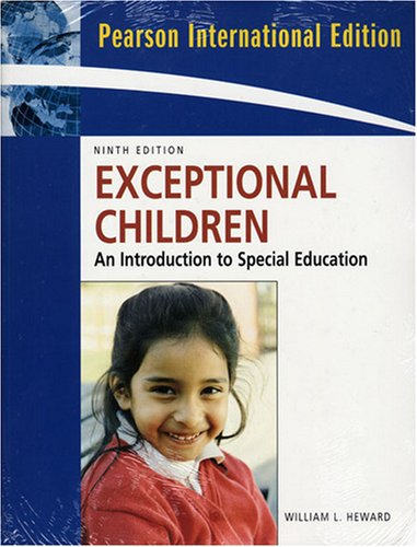 9780131362864: Exceptional Children: An Introduction to Special Education (with MyLab Education): International Edition