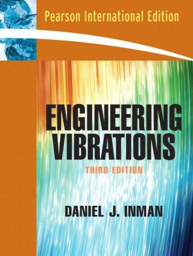 9780131363113: Engineering Vibration