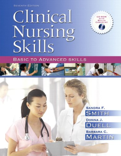 9780131363151: Clinical Nursing Skills: Basic to Advanced Skills Value Package (includes MyNursingLab/Skills Student Access) (7th Edition)