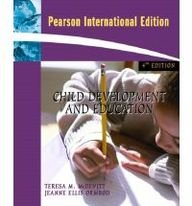 9780131363892: Child Development and Education