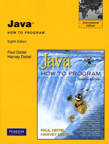 9780131364837: Java How to Program: Early Objects Version: International Edition