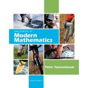9780131365537: excursions in Modern Mathematics