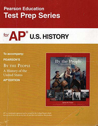 9780131366190: By the People: A History of the United States AP® Test Prep Workbook