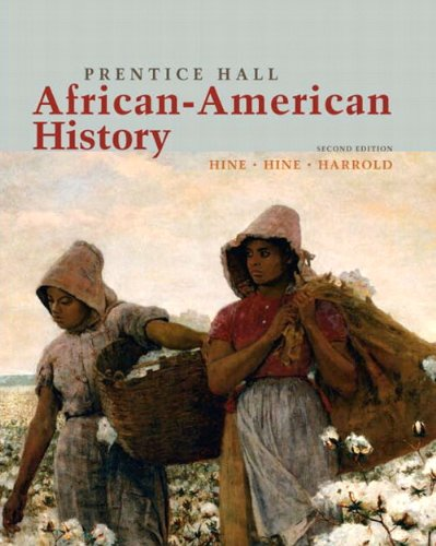 9780131366374: African-American History