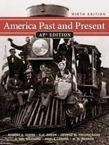 9780131368859: America Past and Present: AP Edition