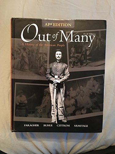 9780131371194: Out of Many: A History of the American People, AP Edition