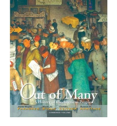 Out of Many: A History of the: Buhle, Czitrom, Armitage