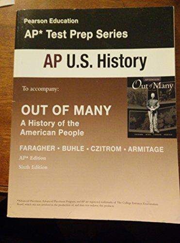 OUT OF MANY:AP TEST PREP WKBK: Faragher