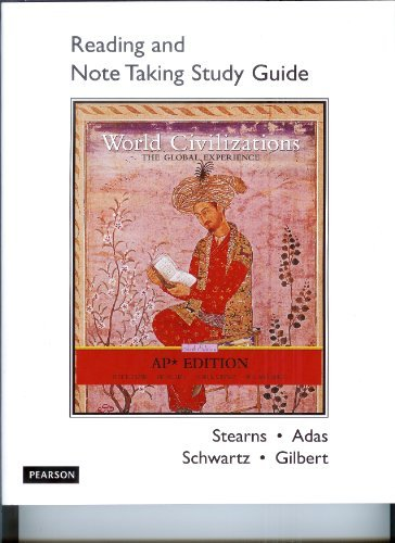 9780131371798: World Civilizations-Reading and Note Taking Study Guide