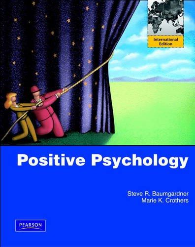 9780131373143: Positive Psychology