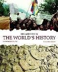 9780131373358: The World's History (Combined Volume)