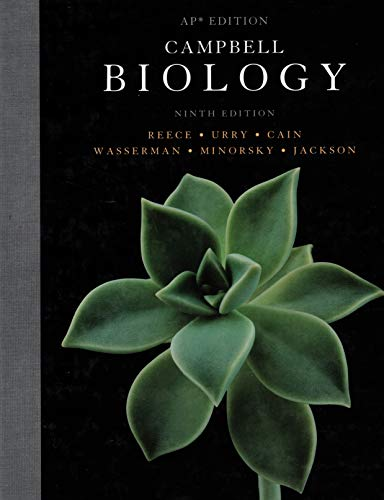 9780131375048: Campbell Biology, AP* Edition - With CD