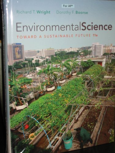 9780131375444: Environmental Science: Toward a Sustainable Future