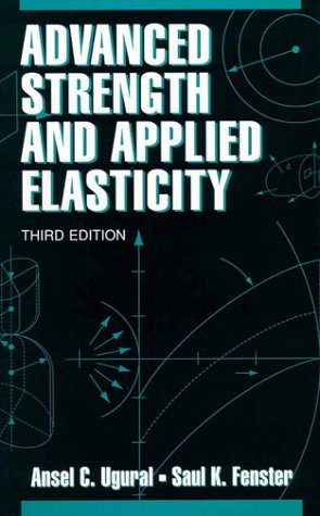 9780131375895: Advanced Strength and Applied Elasticity (3rd Edition)