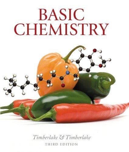 Basic Chemistry: Karen Timberlake,William Timberlake