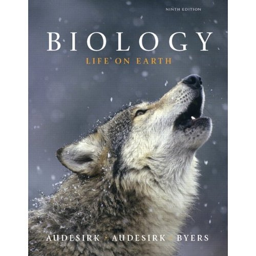 Biology: Life on Earth with Physiology: Audesirk, Bruce E.