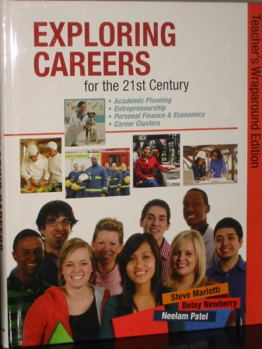 9780131378742: Exploring Careers for the 21st Century