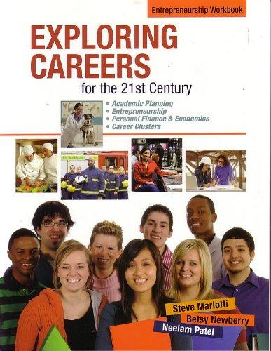 9780131379848: Exploring Careers for the 21st Century Entrepreneurship Workbook