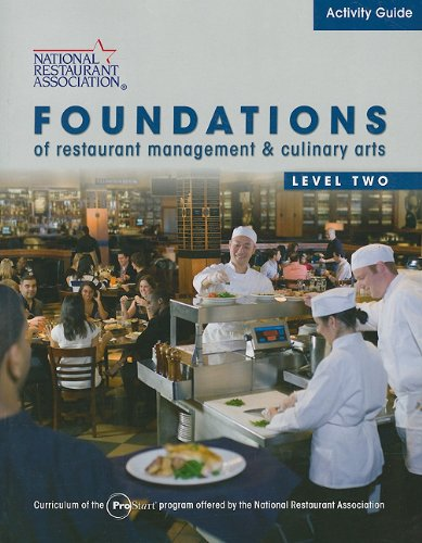 9780131380714: Activity Guide for Foundations of Restaurat Management and Culinary Arts Level 2
