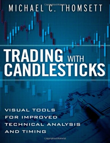 9780131380943: Trading with Candlesticks: Visual Tools for Improved Technical Analysis and Timing