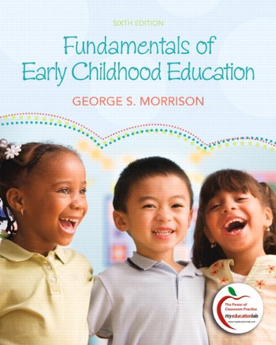 9780131381124: Fundamentals of Early Childhood Education [With Myeducationlab]
