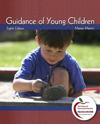 9780131381193: Guidance of Young Children [With Myeducationlab]
