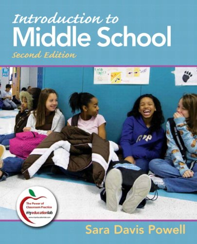 9780131381360: Introduction to Middle School (with MyEducationLab) (2nd Edition)