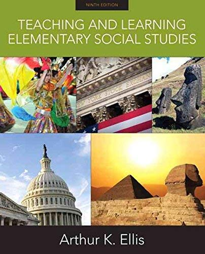 9780131381414: Teaching and Learning Elementary Social Studies (with MyEducationLab) (9th Edition)