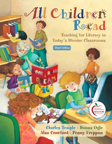 9780131381469: All Children Read: Teaching for Literacy in Today's Diverse Classrooms (with MyEducationLab) (3rd Edition) (Pearson Custom Education)