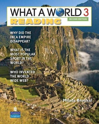 9780131382015: What a World Reading 3: Amazing Stories from Around the Globe (2nd Edition) (What a World Reading: Amazing Stories from Around the Globe)