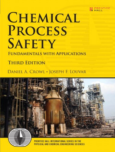 9780131382268: Chemical Process Safety: Fundamentals with Applications (Prentice Hall International Series in Physical and Chemical Engineering)
